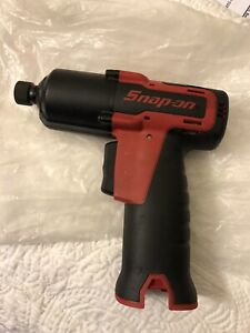 Snap On Cordless Impact Wrench Bit Driver Ct761aqc Bare Tool No Battery