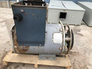 Magnaplus Generator End 75 Kw 12 Wire Sae 3 480 Volts Year 2009