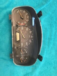 78100 s84 a730m1 2000 Honda Accord Instrument Cluster Speedometer About 215k