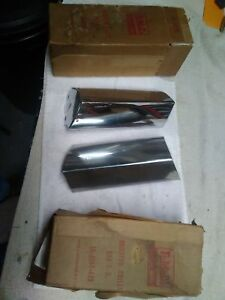 1951 Ford New Old Stock Grille Bars