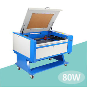 80w Co2 Usb Laser Engraving Cutter 500x700mm Cutting Machine Engraver 1000mm s