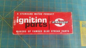 Vintage Nos Standard Motor Products Ignition Coil Uc 12 In Original Box Usa Made