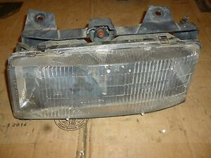 Used 1989 Chevrolet Corsica Left Head Light Assembly