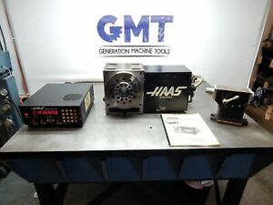 Haas srt Cnc Rotary Table Control Box Tailstock 4th Axis gmt 1893