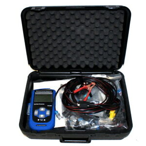Gpd Electrical Control Compressor Scan Tool System Scanner eccs06 As Is