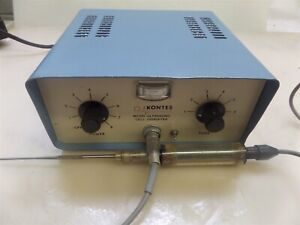 Kontes Micro ultrasonic Cell Disrupter With Probe
