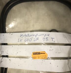 Wilo Mechanical Seal Kit Sv6003f75t 1381