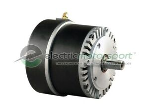 Me0909 48v Dc Electric Motor Kit W Controller Contactor Pot box Throttle Cable