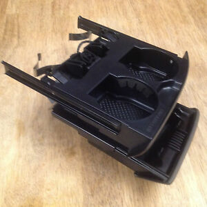 1997 2003 Ford Explorer Oem Pull Out Drink Cup Holder Ashtray Tan Fast Shipping