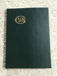 Sip Profile Projector Type Ap 6a Technical Instructions Manual Swiss Made
