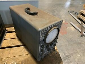 Used Dumont Cathode ray Oscillograph 274 a