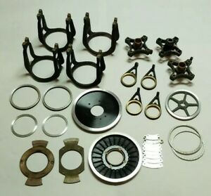 Vintage Transit Parts Old New Stock And Used Mixed Surveying Repair Parts