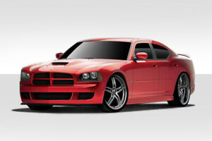 Duraflex Rk S Body Kit 4 Piece For 2006 2010 Dodge Charger