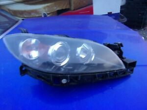 204 2006 Mazda3 Mazda 3 Right Passenger Hid Xenon Headlight Nice Oem