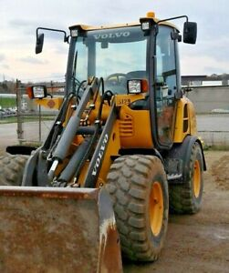 2011 Volvo L20f Wheel Loader