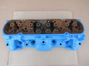 1 1976 77 6x 8 Pontiac 400 Cylinder Head 100cc Firebird Trans Am Gto 455 428 Gp