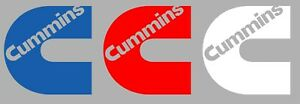 Cummins Fortune 500 Automotive Parts 7 To 18 Vinyl Decal Buy 3 Get 1 Free