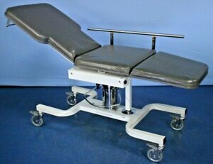 Biodex 056 605 Deluxe Ultra Sound Table With Warranty