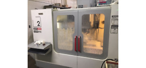 Used Haas Vf 2 Cnc Vertical Machining Center Mill W 10 000 Rpm Probing Ct40 2003