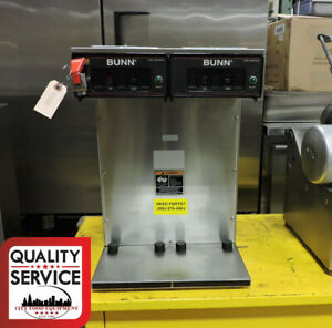 Bunn Cwtf Twin Ap Commercial Twin Coffee Brewer