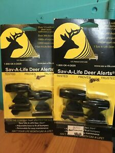 New Deer Alert By Sav A Life Deer Alerts Lot Of 2