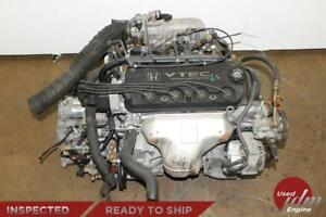 Jdm F23a 98 99 00 01 02 Honda Accord 2 3l 4 Cyl Vtec F23a Engine Only