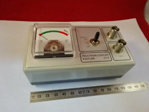 Kistler Portable Piezotron Icp Coupler 5112 For Accelerometer As Is 90 b 27