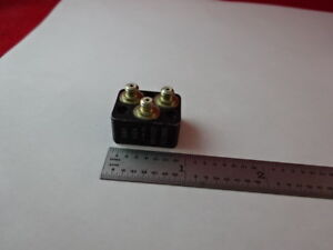 Accelerometer Bruel Kjaer 4504 Denmark Triaxial Vibration Sensor As Is 88 68