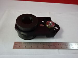 Reichert Leica Polylite Mounted Lens Assembly Microscope Part As Is b8 a 19
