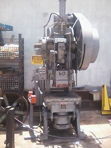 Clearing 60 Air Cluth 60 Ton Punch Press