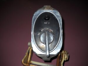 1920s 1930s Buick Switch Rat Rod Original