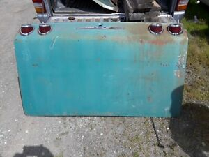 1965 Chevy Impala Hardtop Trunk Lid Ss