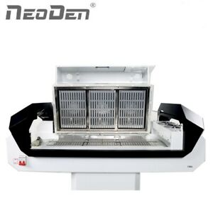 Ce Certified Small Benchtop Reflow Soldering Oven Neoden In6 With Touch Screen j