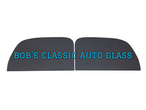 1946 1947 Ford Pickup Truck Door Glass Pair New Classic Replacement Windows Auto