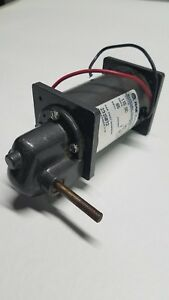Rae Corporation 2315072 Gear Motor 115dc