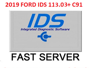 Ford Ids 113 01 Calibration 91 Native Installation 2019 Latest 3 27 2019