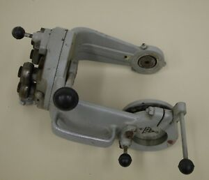 Delta Rockwell 12 Radial Arm Saw Yoke Serial 3070 b
