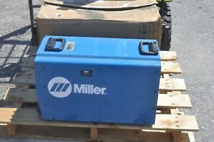 Miller Welders Xmt 450 Cc cv 230 460 Without Aux Power New