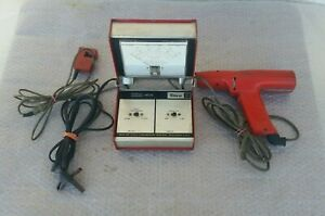 Vintage Snap On Mt441 Ignition Advance Meter Made In The Usa Free Shipping