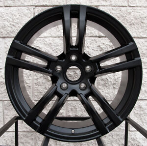 20 Porsche Cayenne Wheels And Tires Turbo Ii Gts Rims Satin Black