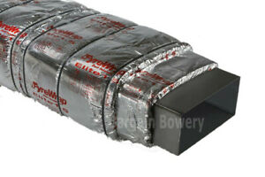Unifrax Fyrewrap Elite 1 5 Grease Duct Fire Insulation 24 X 25