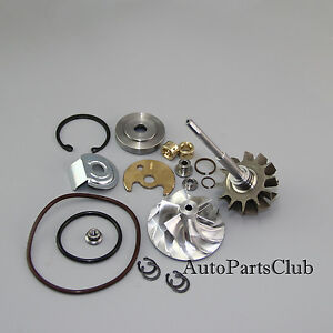 Td04l Turbo Repair Upgrade Billet Wheel For Subaru Impreza Wrx Baja Full Kit