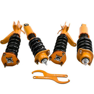 Complete Coilovers For Honda Civic 2001 2005 Shock Absorbers Struts Returned