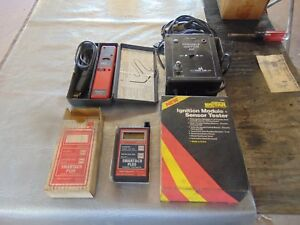 Snap On Matco Tool Ignition Testing Tools Meters