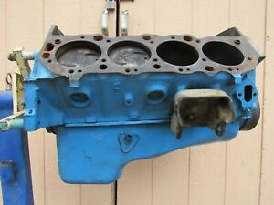 Calif Chevy 454 Engine Short Block Camaro chevelle vette 1970 1971 396 1969 427