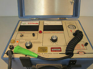 Electrical Tool Appliance Test Set