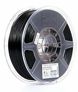 3d Printing Pla Filament Spool For Smoother Finished Printouts 1 75mm Black