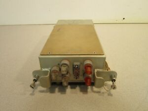 Military Grade Preamplifier Power Supply Assembly