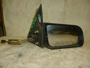 Used 1993 Plymouth Duster Car Right Side Mirror