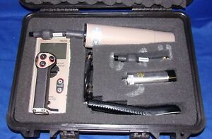 Eberline E600 Radiation Meter W smart Probes Tested Working Geiger Scintillation